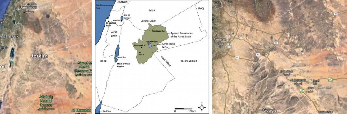 Azraq Basin-Zarqa